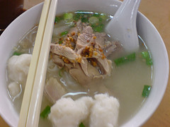 Duck Meat base Koay Teow Th'ng