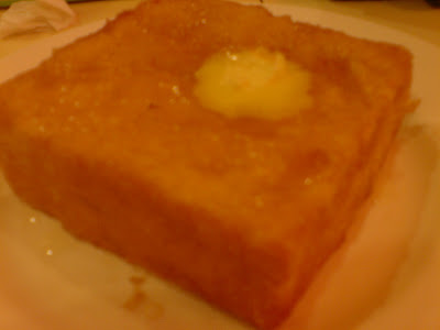 French Toast , Rainbow Dessert and Fried Maggi @ Food & Tea, Time Square