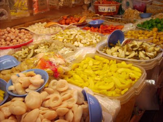 Penang Preserved Fruits a musT!!