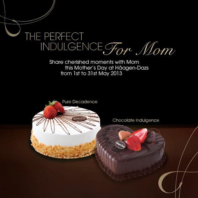 THE PERFECT INDULGENCE FOR MOM