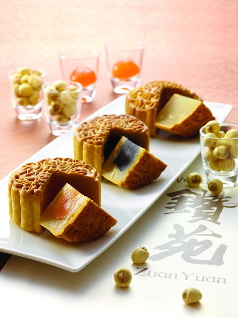 MOONCAKE PROMOTION AT ZUAN YUAN. ONE WORLD HOTEL