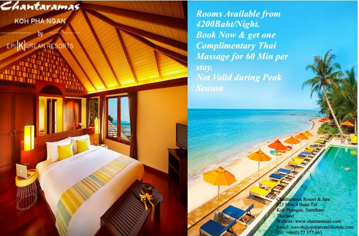 ROOM PROMOTION IN CHANTARAMAS, THAILAND