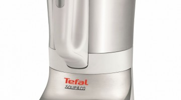 TEFAL'S NEW SOUP-ER TROOPER FOR DELECTABLE SOUPS AND BEVERAGES