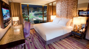 COSMOPOLITAN HOTEL HONG KONG BUMPS UP INTERNET SPEED TO 200MBPS  AND INSTALLS HIGH PERFORMANCE ROUTER WITH MULTIPLE CONNECTIVITY UP TO TEN DEVICES IN ALL GUEST ROOMS