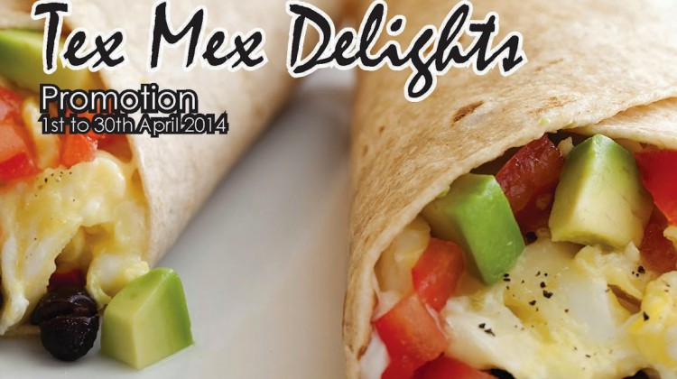 TEX MEX DELIGHTS AT SOI, PACIFIC REGENCY HOTEL SUITES