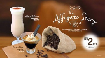 THE AFFOGATO STORY PROMOTION AT NEW ZEALAND NATURAL