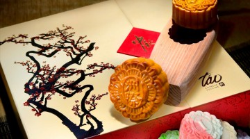 EXQUISITE MOONCAKES FOR MID-AUTUMN FESTIVAL ENJOYMENT AT TAO CHINESE CUISINE, INTERCONTINENTAL KL