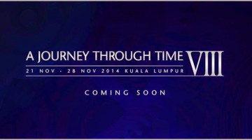 A JOURNEY THROUGH TIME VIII by STARHILL GALLERY KUALA LUMPUR