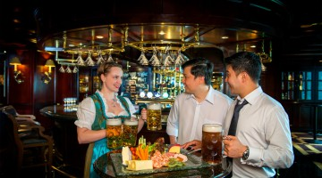 CAN'T MAKE IT TO MUNICH? CELEBRATE OKTOBERFEST HERE AT THE INTERCONTINENTAL KUALA LUMPUR