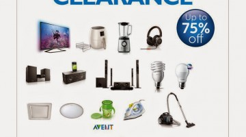 PHILIPS WAREHOUSE CLEARANCE @ KLCC
