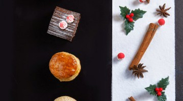 CHRISTMAS AFTERNOON TEA @ THE LOUNGE, EASTIN HOTEL PJ