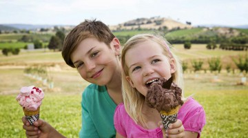 YARRA VALLEY'S IRRESISTABLE ICE CREAM CELEBRATION
