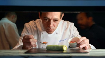 CHEF ALAIN DEVAHIVE TOLOSA TOURS ASIA TO SPREAD THE WHIMSICAL SPIRIT OF AVANT-GARDE SPANISH CUISINE