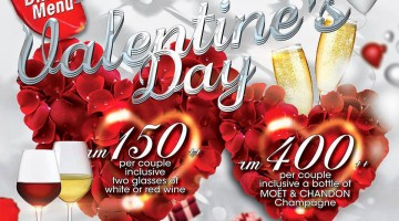CELEBRATE VALENTINE'S DAY @ MOVIDA