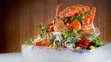 "HARBOUR RESTAURANT PRESENTS ""FEAST OF CRAB"" DINNER BUFFET"