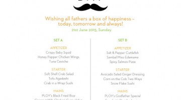 FATHER'S DAY PROMOTION @ PLOY
