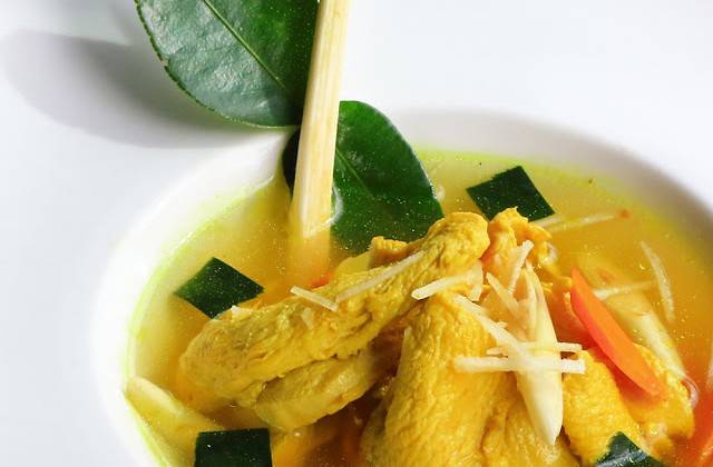 SOUTHERN COMFORT FOOD : SMOOTH CURRY @ PLAZA ATHENEE BANGKOK A ROYAL MERIDIEN HOTEL