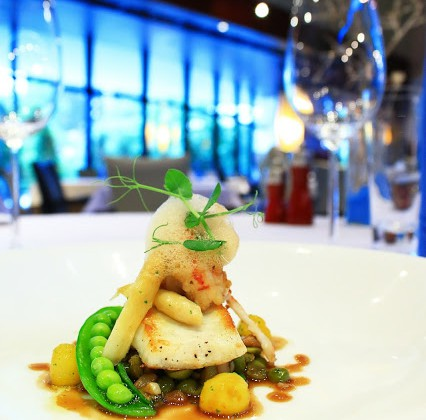 THE LEGEND OF TORRES, SPANISH WINE FROM CATALONIA, SPAIN PRESENTED TOGETHER WITH TANTALIZING 3-COURSE FRENCH MENU THE REFLEXIONS, PLAZA ATHÉNÉE BANGKOK, A ROYAL MÉRIDIEN HOTEL