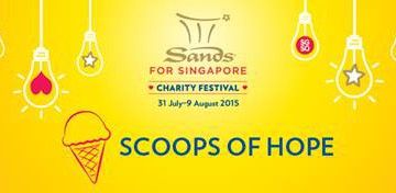 MARINA BAY SANDS DELIVERS  SCOOPS OF HOP