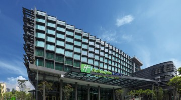 HOLIDAY INN EXPRESS OPENS ITS DOORS IN COLOURFUL CLARKE QUAY