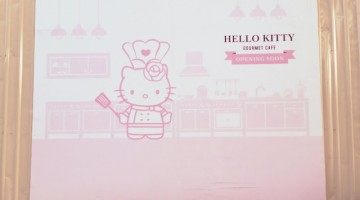 HELLO KITTY GOURMET CAFE OPENS IN SUNWAY PYRAMID