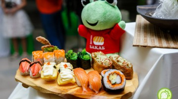 SAKAE SUSHI 18TH ANNIVERSARY + NEW MENU LAUNCH