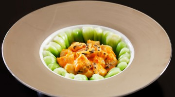 """TASTE OF THE OCEAN"" CANTONESE CUISINE SHOWCASE SUSTAINABLE SEAFOOD DELICACIES AT LOONG YAT HEEN OF THE KOWLOON HOTEL"