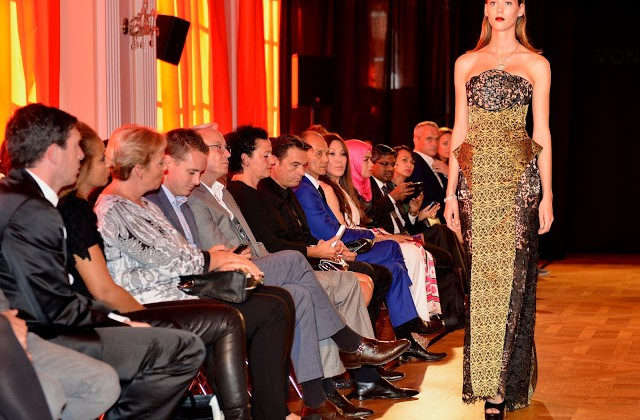 MERCEDES-BENZ AND DATUK JIMMY CHOO LAUNCH MALAYSIA FASHION WEEK 2015 IN PARIS