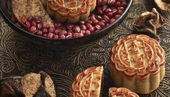 KOWLOON SHANGRI-LA, HONG KONG LAUNCHES A NEW RANGE OF MOON CAKES IN ADDITION TO TRADITIONAL AND AUSPICIOUS GOODIES