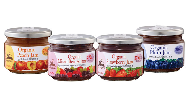 ALCE NERO INTRODUCES NEW ORGANIC MIXED BERRIES JAM TO ADD SWEETNESS TO THE FESTIVE SEASON