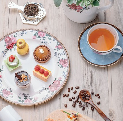 THE LANGHAM, HONG KONG EMBRACES SUSTAINABILITY WITH AN ECO-FRIENDLY AFTERNOON TEA