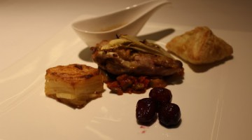 FEAST WITH HUNTER'S HARVEST WILD GAME MENU AT MISTRAL