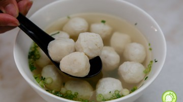 NOBLE CHAO FISHBALL @ KEPONG