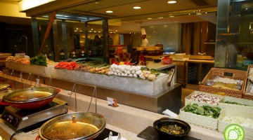 GOBO CHIT CHAT AT TRADERS HOTEL, KUALA LUMPUR OFFERS JUADAH SELERA MALAYSIA BUFFET DINNER PROMOTION