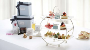 Fresh and Island Shangri-La, Hong Kong Present Fresh Afternoon Tea Set and Special Concoctions