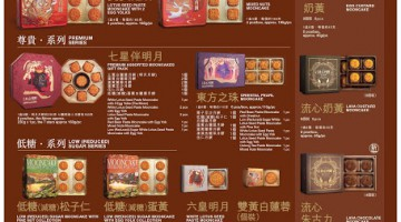 Tradition carries on  Sharing the taste of the Mid-Autumn Festival with Hong Kong MX Traditional Mooncakes