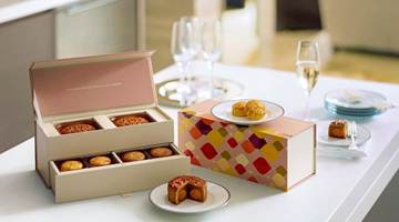 The Chinese Restaurant Presents A Tasteful Discovery: A Mid-Autumn Festival Mooncake Gift Box