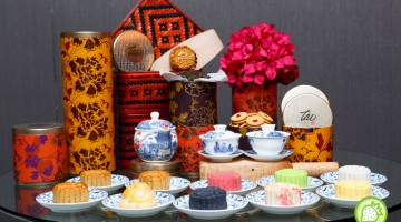 Exquiste Mooncakes for Mid-Autumn Festival Enjoyment @ Tao Chinese Cuisine, Intercontinental Kuala Lumpur