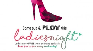 Ploy Publika : Ladies Night