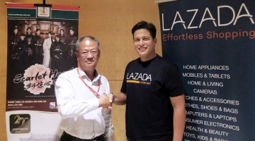 Senheng opens online store on Lazada Malaysia in conjunction with its 27th anniversary celebration