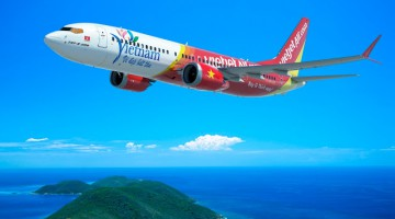 Vietjet to Give Away 150,000 Promotional Tickets
