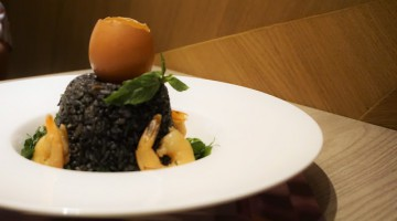 Ploy @ Publika : Squid Ink Sensation