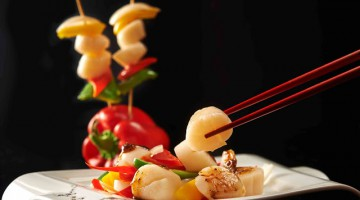 FLAVOURFUL SCALLOPS @ XIN CUISINE
