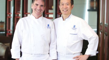 The Ritz-Carlton, Hong Kong Earns a Double Michelin Victory