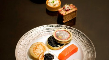 Luxurious Festivities Abound at The Lounge & Bar with the Caviar-Themed Festive Afternoon Tea | 於The Lounge & Bar