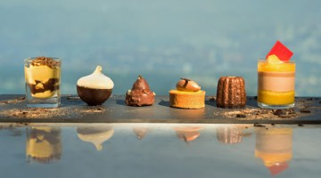 Bask in a Prosperous New Year with Chocolate Mandarine Afternoon Tea at Café