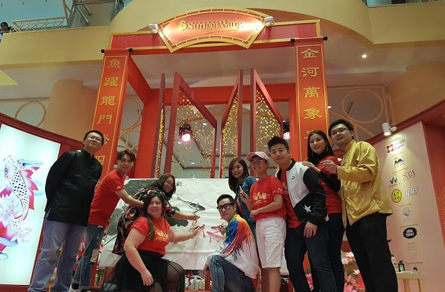 Grand Launch of Abundance & Prosperity @ Sungei Wang Plaza