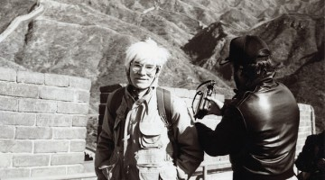 """Mandarin Oriental, Hong Kong Presents an Exclusive Package and """"Warhol in China"""" Photography Exhibition for Art Lovers"""