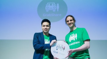 GRAB EXTENDS GRABSHARE REGIONALLY WITH MALAYSIA'S FIRST ON-DEMAND CARPOOLING SERVICE