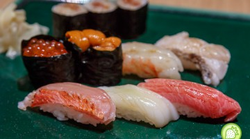 Sushi Azabu @ The Table, Isetan KL: Michelin Star Dining